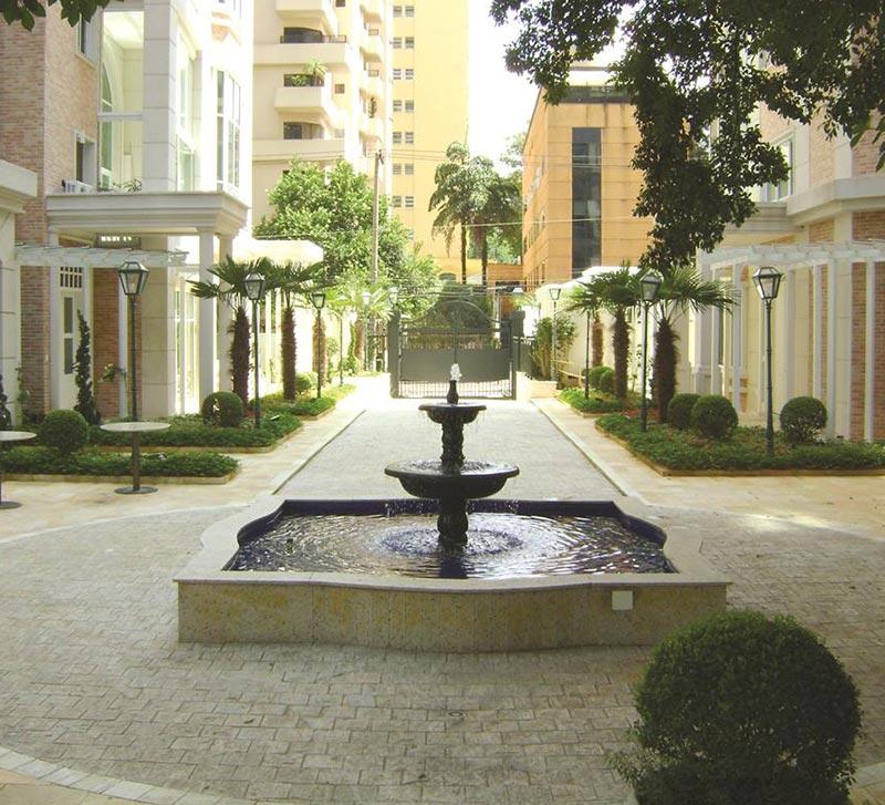 Fonte Alameda Central