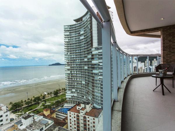 2 dormitório (vista mar)
